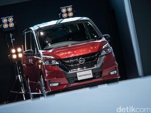New Nissan Serena dengan Fitur ProPILOT