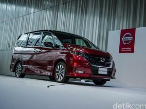 Nissan Indonesia: Peluncuran Serena Generasi Terbaru Tidak dalam Waktu Dekat