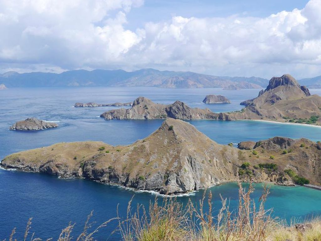 Pulau Padar, Sekeping Surga di Flores
