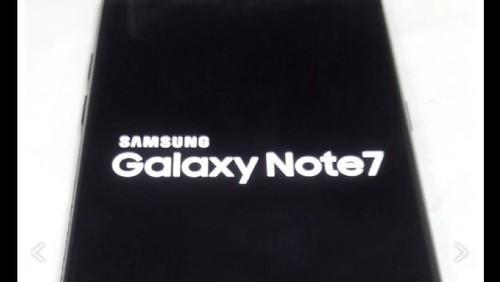 Galaxy Note 7 Muncul Duluan Lewat Video Ini