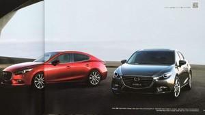 Mazda3 Facelift Siap Diluncurkan Agustus 2016