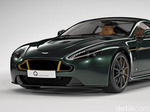 Aston Martin Luncurkan Mobil Edisi Khusus Pesawat Tempur