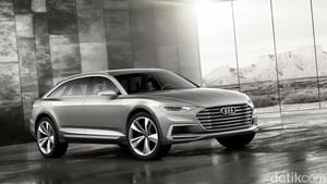 Audi Kembangkan Mobil Otonom dengan Nama Jack