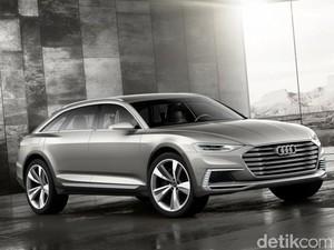 Generasi Terbaru Audi A6 Lebih Ramping