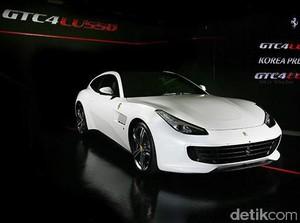 Ferrari GTC4Lusso Debut di Korea Selatan