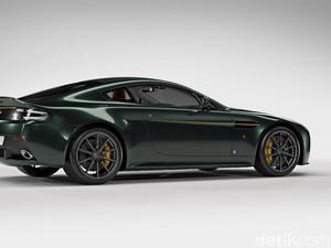 Aston Martin Ala Pesawat Tempur