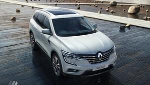 Tampang Baru Renault Koleos