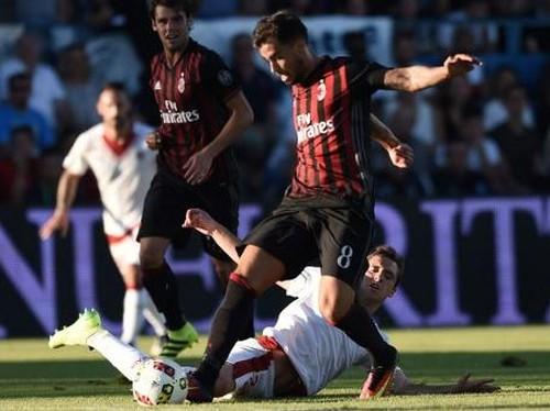 Monttela Lakukan Debut Manis Dengan Kemenangan Bersama Milan