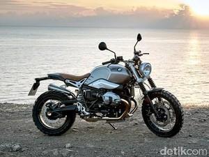 BMW Perkenalkan R nineT Scrambler X