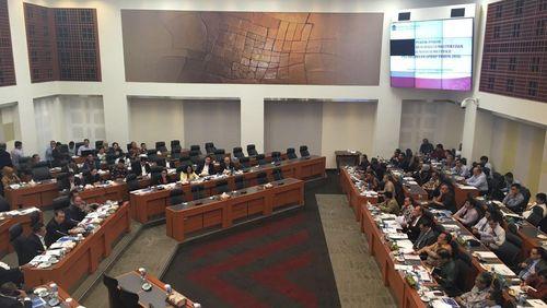 Mengintip Realisasi Anggaran Pemerintah Jokowi Semester I-2016