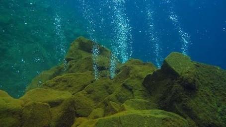 Keajaiban Dari Kepulauan Sangihe, Gunung Berapi Bawah Laut!