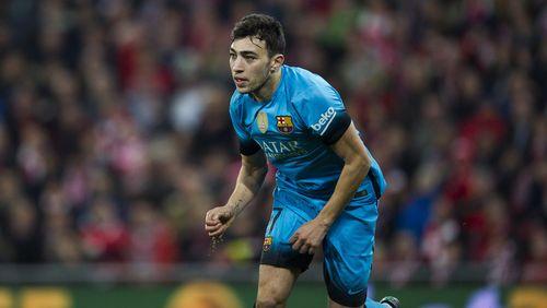 Usai Dapat Kontrak Baru, Munir Bertekad Beri yang Terbaik untuk Barca