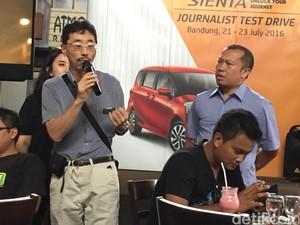 Toyota Jepang: Sienta Mobil yang Menyenangkan