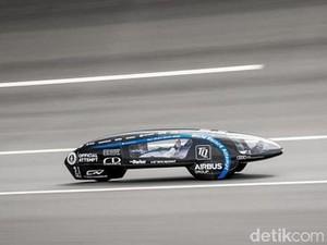 Mobil Listrik Teririt Dunia