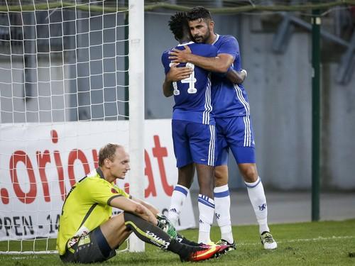 Conte Bawa Kemenangan Telak Di Laga Kedua Chelsea