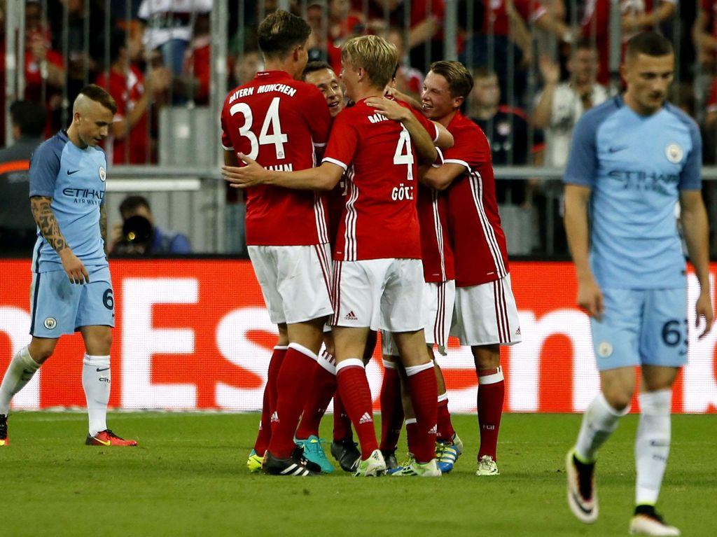 Erdal Oeztuerk Menangkan Bayern Atas City