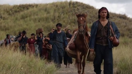 Wisata Film Laga Pendekar Tongkat Emas Di Sumba