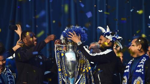 """""""Bandar Bola - Kapten Leicester Tak Mau Mahrez Hengkang"""""""
