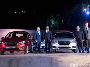 Perluas Pasar, Datsun Luncurkan 2 Model Baru
