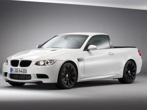 BMW Buka Peluang Bikin Truk Pikap