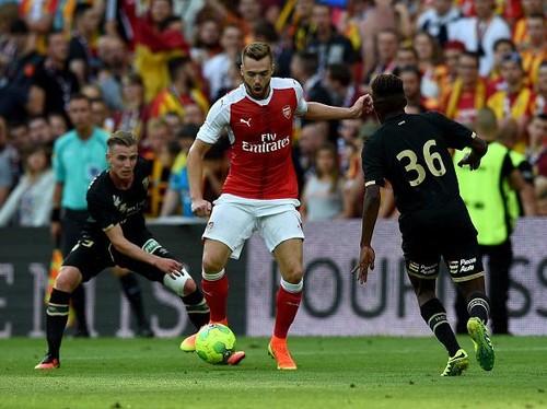 Hasil Seri Untuk Laga Perdana Pramusim Arsenal