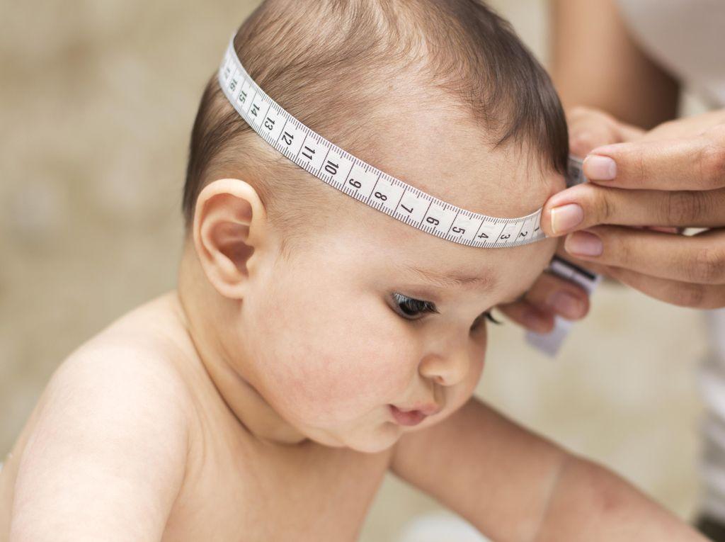 Pentingnya Mengukur Lingkar Kepala Anak untuk Pantau Tumbuh Kembangnya