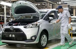 Melihat Produksi Toyota Sienta