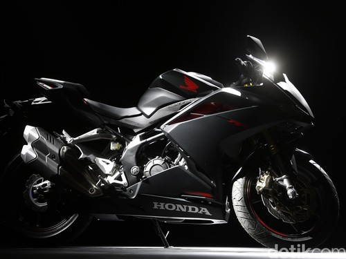 Mengenal Lebih Dekat dengan All New Honda CBR250RR