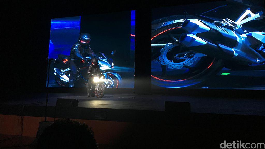 Ini Dia Penampakan Motor Honda CBR250RR