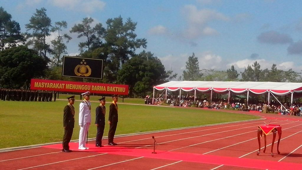 Pesan Jokowi ke TNI/Polri: Hilangkan Ego Sektoral, Jangan Ada Pertikaian
