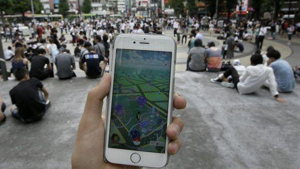 Asyik Main Pokemon Go, Pengemudi Truk di Jepang Tewaskan Pejalan Kaki