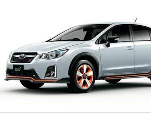 Subaru Siapkan XV Hybrid Versi Garang ala STI