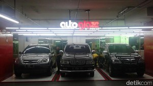 Rawat Eksterior dan Interior Mobil Sambil Belanja di Mall