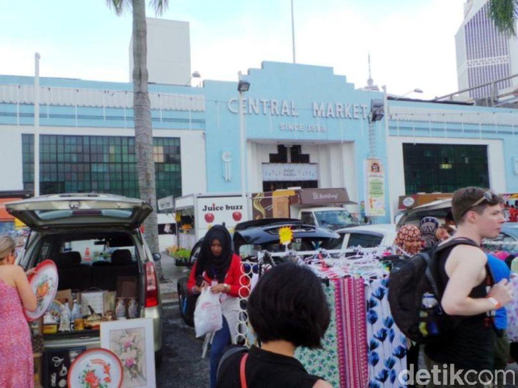 Mengintip Pasar Seni Tua Untuk Belanja Oleh-oleh di Malaysia