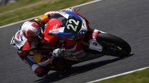 Melesat di Jerez, Dimas Ekky Percaya Diri Hadapi Balapan di Valencia