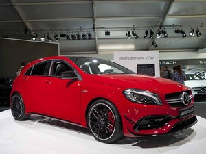 Mercedes-AMG A45 Terbaru Punya Tenaga Sampai 400 HP?
