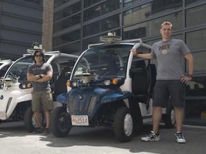 Mahasiswa di Kampus Ini Bisa Nikmati Mobil Otonom