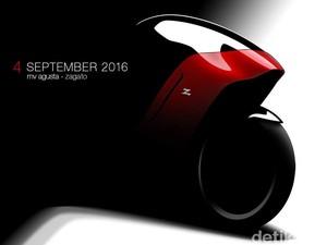 MV Agusta dan Zagato Kolaborasi Bikin Motor Baru