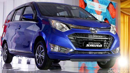 Daihatsu Andalkan MPV Sigra