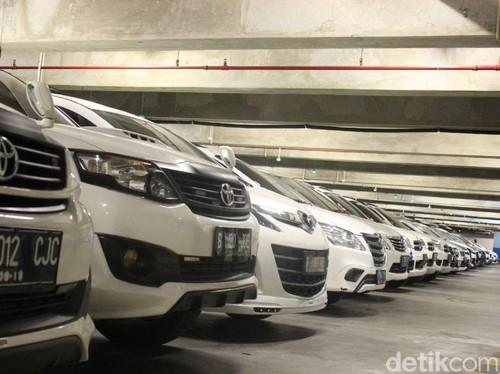Test Drive dan Halal Bihalal Pengguna Mobil Putih