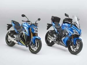 Suzuki Kenalkan GSX-S1000 dan GSX-S1000F Edisi Spesial