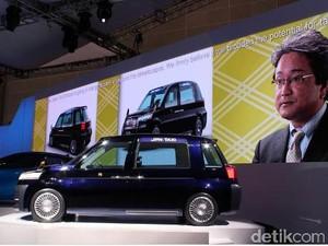 Toyota Siapkan Taksi Generasi Baru, Tersedia Tahun 2017