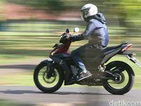 Melibas Kemacetan Jakarta dengan All New Honda Supra GTR 150