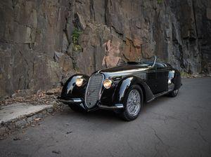 Si Klasik Alfa Romeo 1939 Ini Ditaksir Rp 328 Miliaran