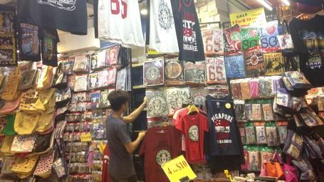 Belanja Oleh-oleh Murah Singapura Di Bugis Street