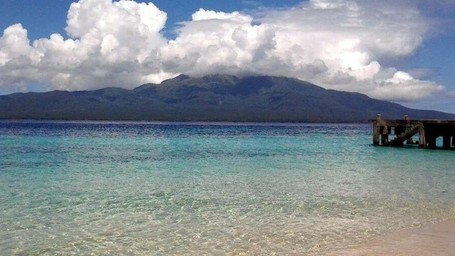 Ada Pulau Cantik Di Perbatasan Indonesia-Filipina, Sudah Tahu?