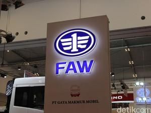 FAW Luncurkan Dua Produk Baru di GIIAS 2016