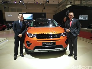 Ini Perbedaan Land Rover Discovery Sport