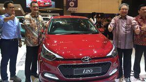 Hyundai Targetkan Jual Hyundai i20, 70 Unit per Bulan