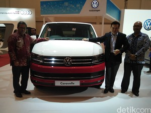 Volkswagen Kenalkan Caravelle T6 Limited Edition
